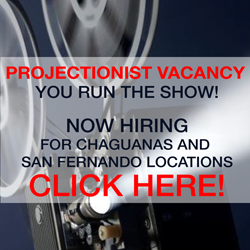 Projectionist Job Ad