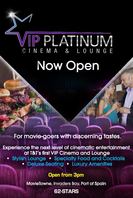 VIP Lounge Open