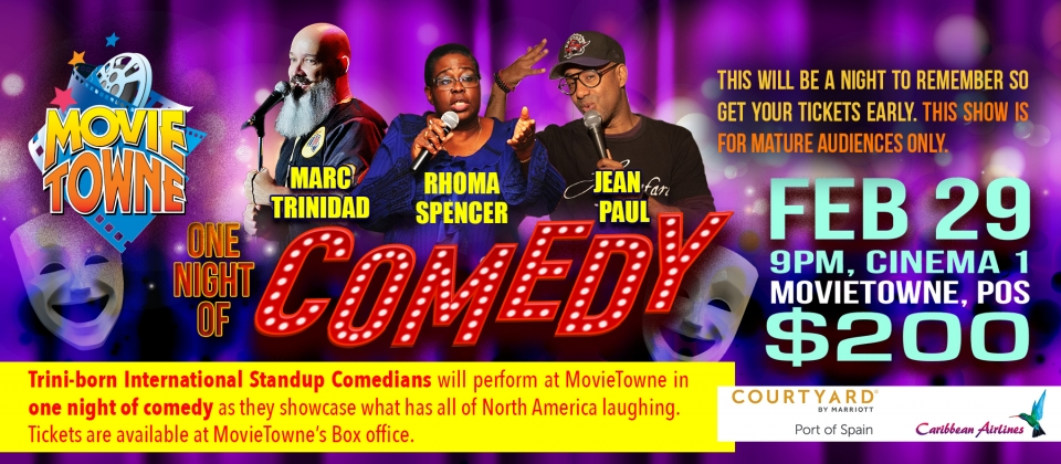 One Night of Comedy