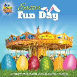 Easter Fun Day at the Carousel Park